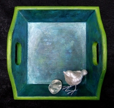 Bird and Stone-Loes_Coolen