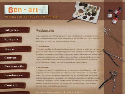 Website_ben_art