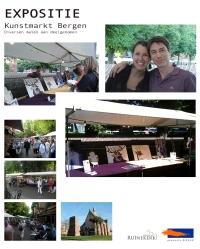 kunstmarkt Bergen NH